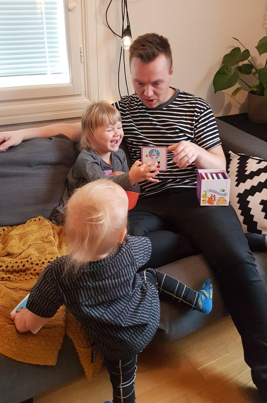 Kuva: Koti-iskä88