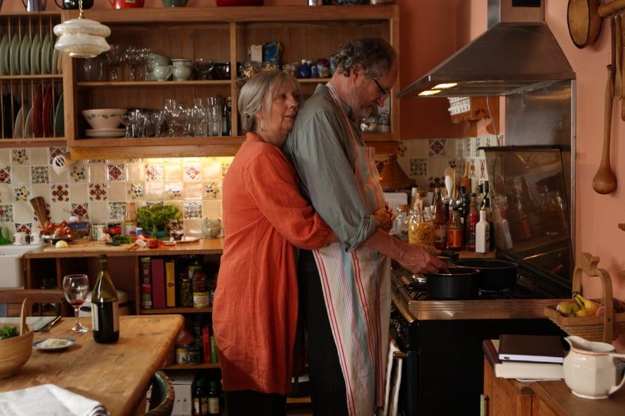 Tomin ja Gerrin vuoteen mahtuu elämän koko kirjo. Kuva: Vuosi elämästä, SF Film Finland Oy.