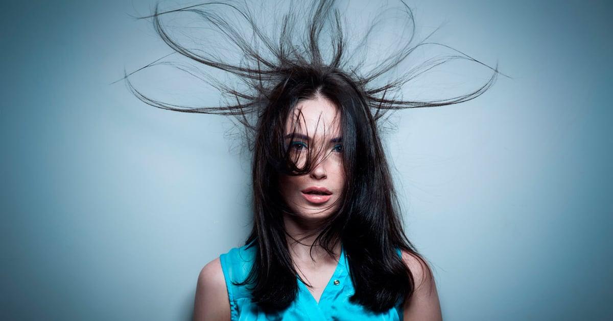 Hiusten Sähköisyys