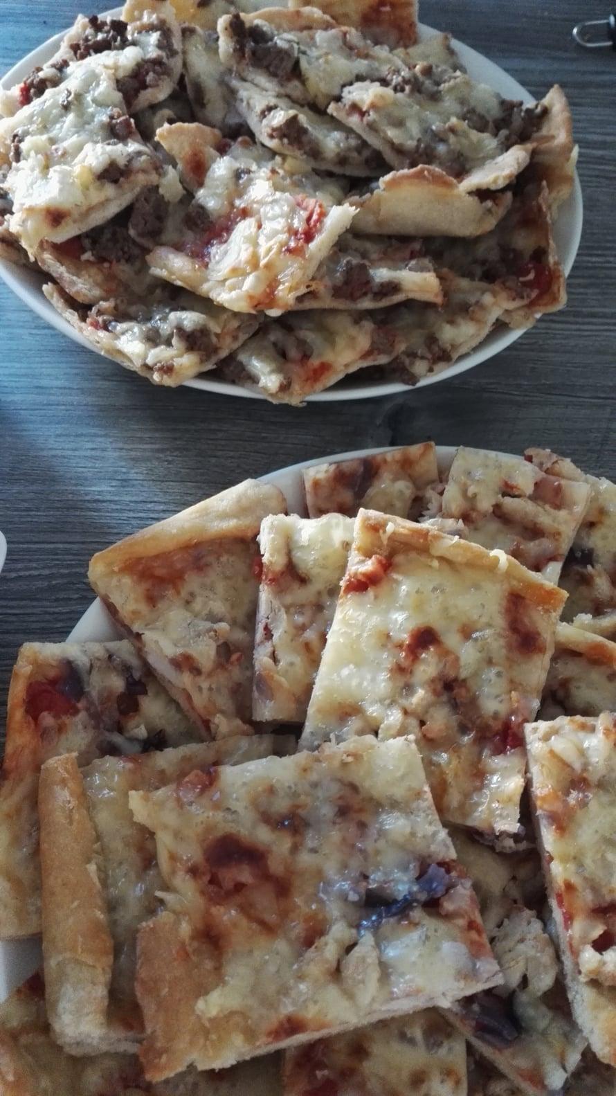 Suolattomat pitsat