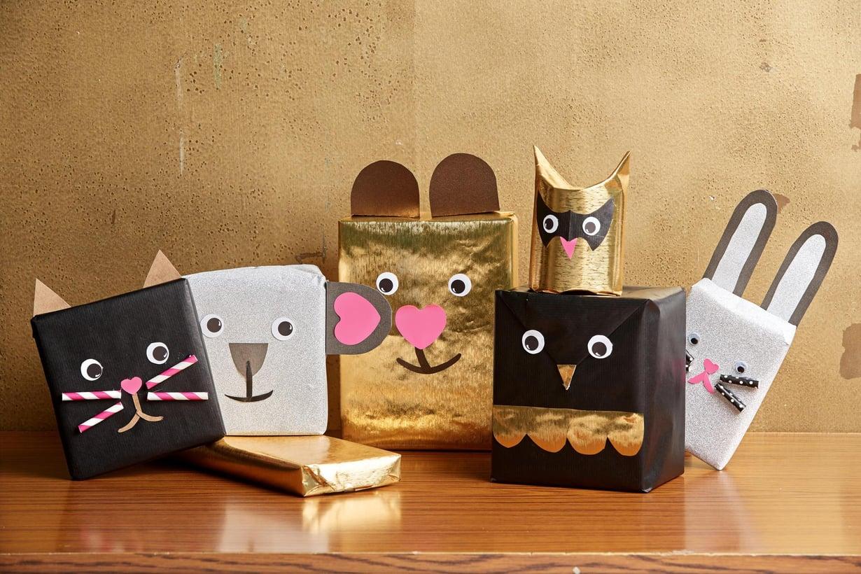 Kissa, koala, karhu, pöllö... mitä muita eläinkavereita keksit? Kuva: Juha Salminen
