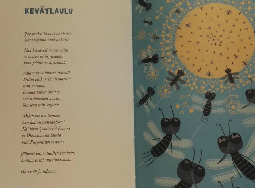 Ville Hytönen on ennen lastenkirjallisuuden pariin ryhtymistään tehnyt pitkän uran runoilijana.