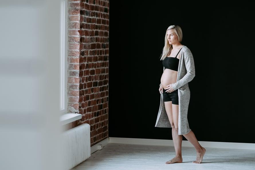 Raskauden aikaiset mieliteot. Kuva: Katri Haavisto Photography
