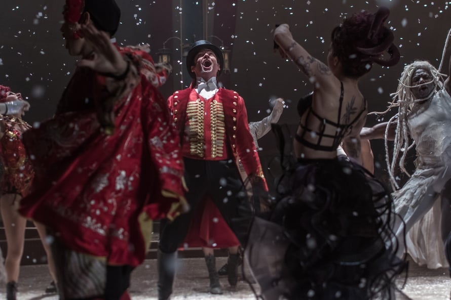 The Greatest Showman (2018). Kuva © Niko Tavernise / Twentieth Century Fox.