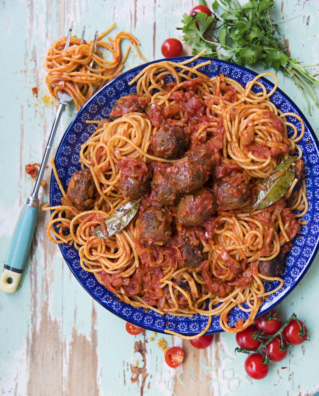 """Käytä ruokaan omia suosikkikasvispyöryköitä. Kuva: <span class=""""photographer"""">Anna Huovinen</span>"""