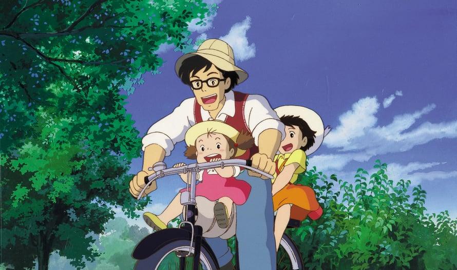 Naapurini Totoro (1988). Kuva: Cinema Mondo.
