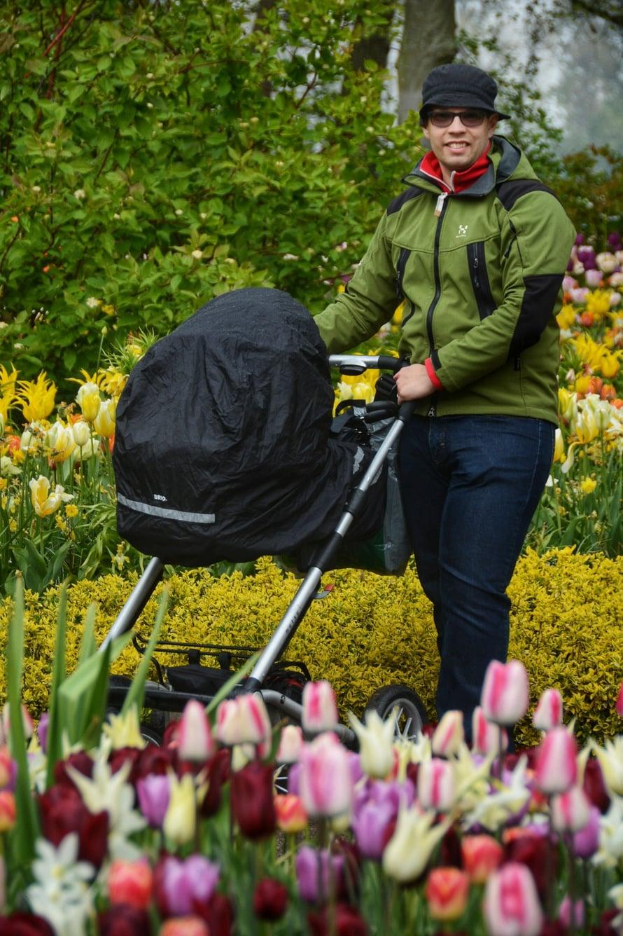Tulppaaneista voi tulla ähky. Ainakin seitsemästä miljoonasta. Keukenhof, Hollanti.