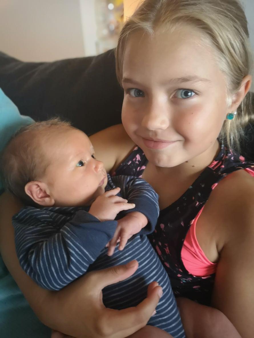 Lila & pikkuherra S
