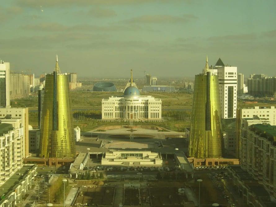 Kazakstanin Pääkaupunki