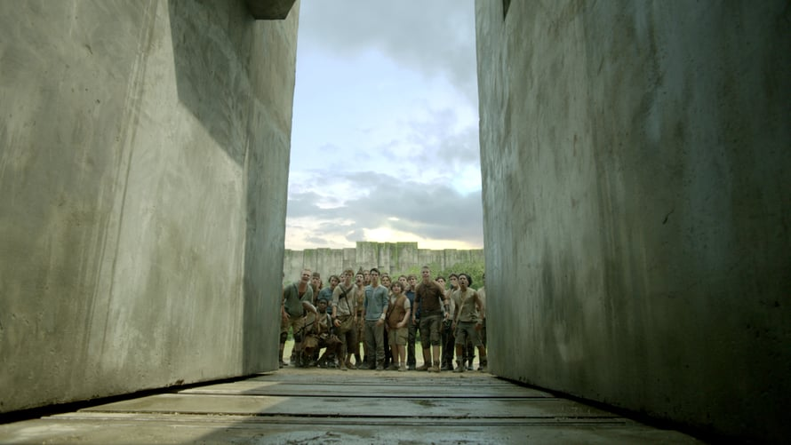 Labyrintti (2014). Kuva: SF Film Finland Oy.
