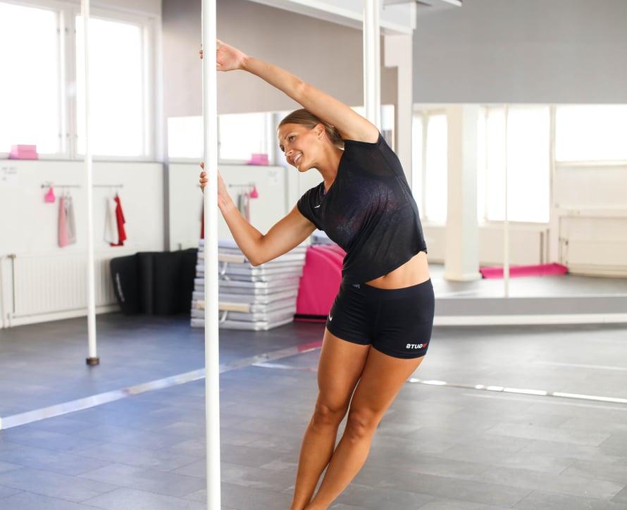 Löydä itsellesi sopivat liikuntamuodot! Kuva: Eevi Teittinen. Paikka: Studio Move, Turku