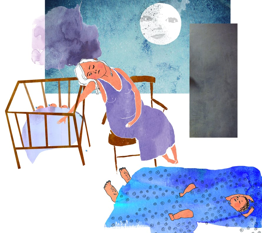 Kuvitus: Jenny Lucander