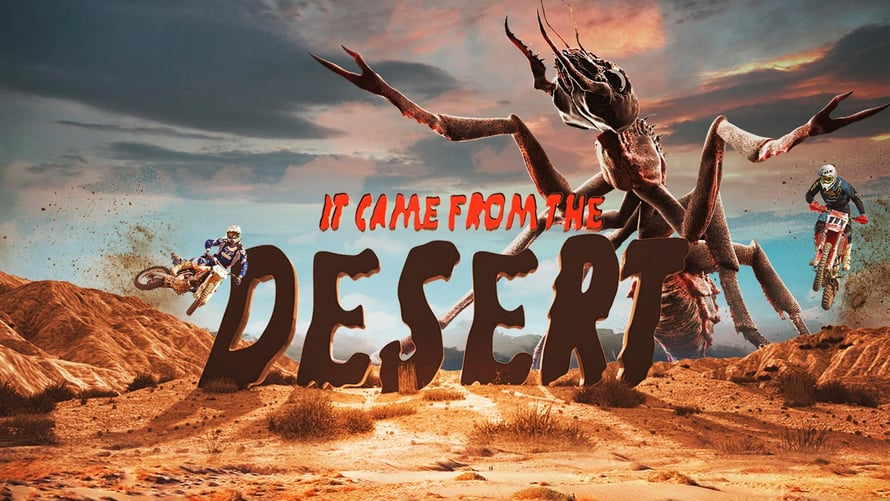 It Came from the Desert (2018). Kuva: Black Lion Pictures Oy
