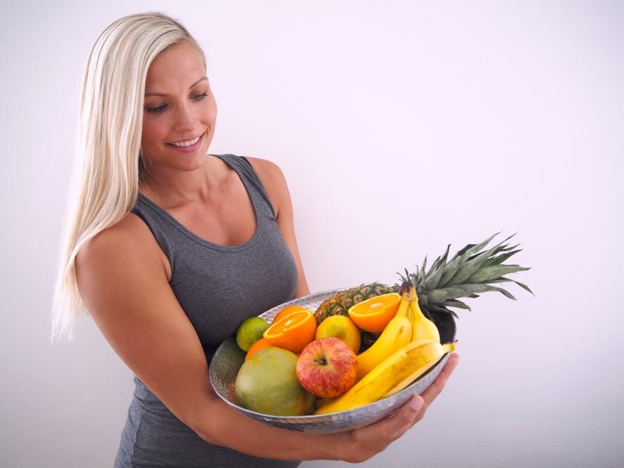 Jännesauma koostuu pääosin kollageenista, joten C-vitamiinin syönti edesauttaa palautumisessa. Kuva: Johanna Tossavainen