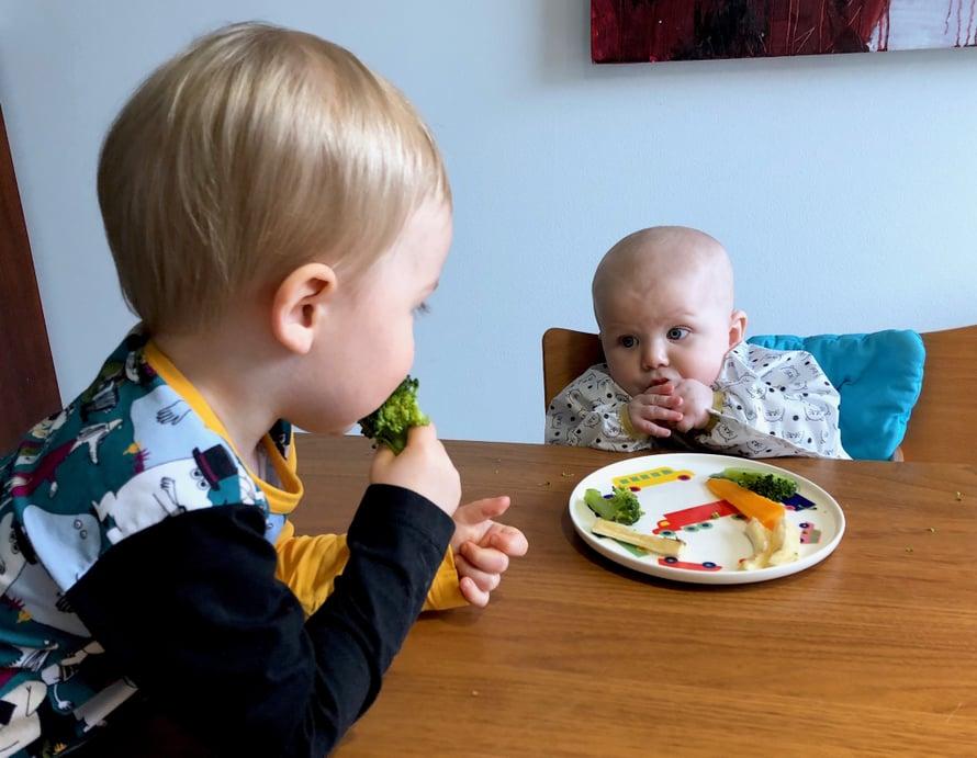 Leonin ensimmäinen ateria