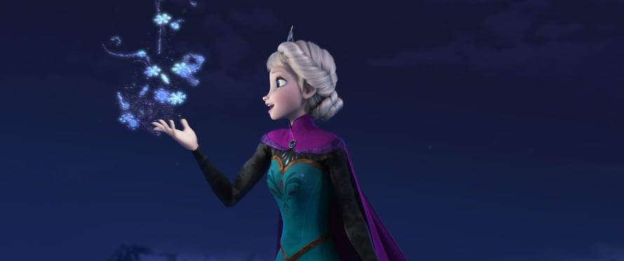 Frozen - Huurteinen seikkailu (2013). Kuva: Walt Disney Studios Motion Pictures Finland