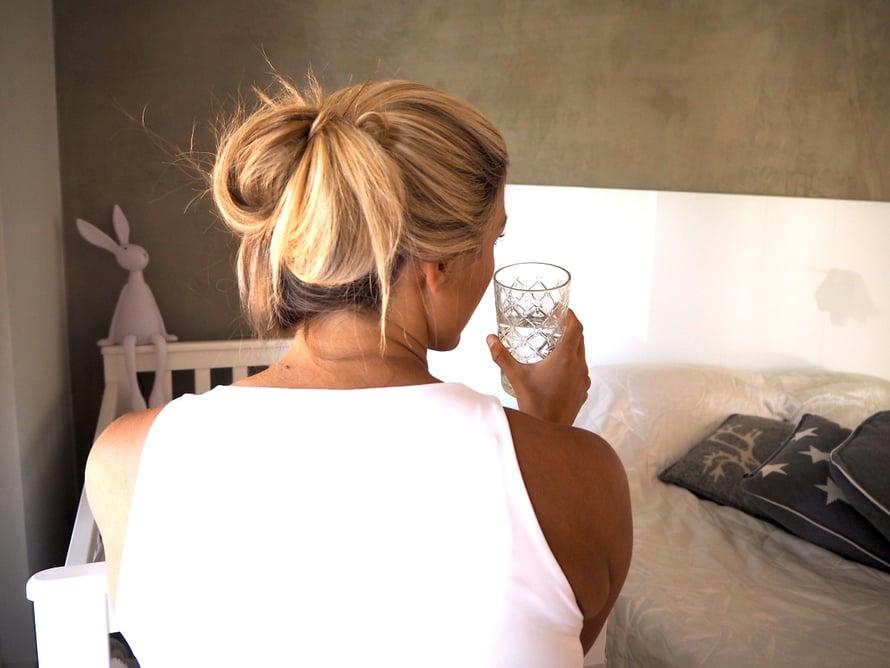 Muista juoda vettä!