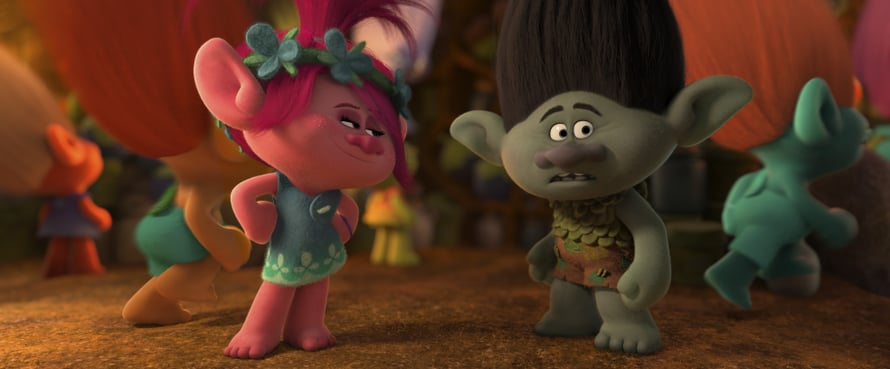 Trolls (2016). Kuva: DreamWorks Trolls © 2016 DreamWorks Animation LLC. All Rights Reserved.