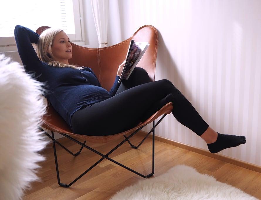 Nukkumisen opetteluun kannattaa perehtyä jo raskausaikana. Kuva: Elisa Honkasalo