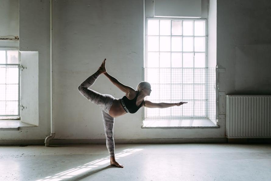 Muista kuunnella kehoasi! Kuva: Katri Haavisto Photography